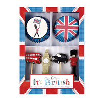 It's British Cupcake Kit