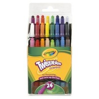 Crayola 24ct Twistable Crayons