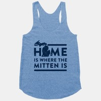 Home is Where the Mitten Is.