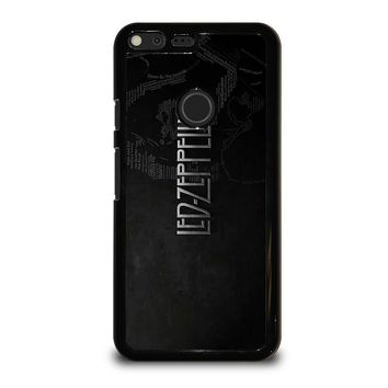 LED ZEPPELIN LYRIC Google Pixel XL Case Cover