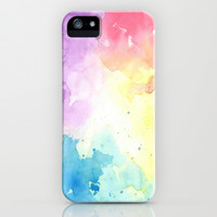 watercolor iPhone & iPod Case by Elvia Montemayor