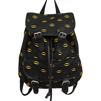 DC Comics Batman Logo Backpack | Hot Topic