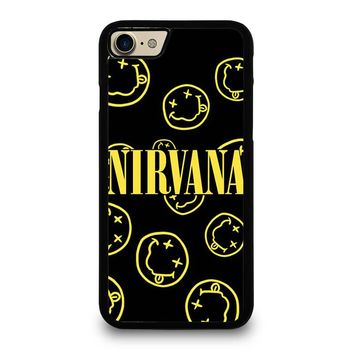 NIRVANA SMILEY COLLAGE iPhone 7 Case Cover