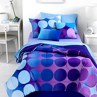 Dot Allure 4 Piece Comforter Sets