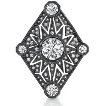 House of Harlow 1960 Jewelry Four Point Triangle Ring