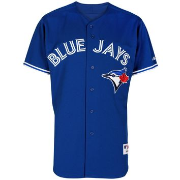 Toronto Blue Jays Authentic Alternate MLB Baseball Jersey