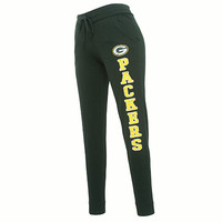Green Bay Packers Home Field French Terry Pants