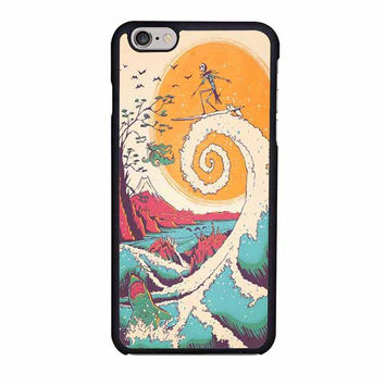 surf before christmas iphone 6 6s 4 4s 5 5s 6 plus cases
