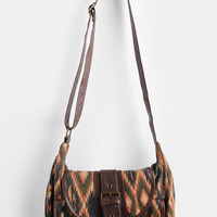 The Last Frontier Crossbody Bag