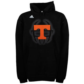 adidas Tennessee Volunteers Training Helmet Pullover Hoodie - Black