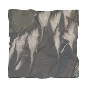 Artful Muse-Art that Elevates the Soul -Poly Scarf