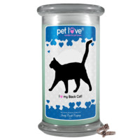 I Love My Black Cat! | Pet Love Candle®