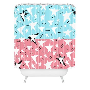 Amy Smith They Come In All Sizes Shower Curtain