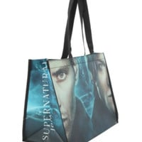 Supernatural Brothers Long Shopper Tote