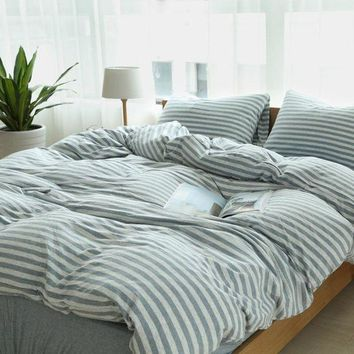 ac VLXC On Sale Bedroom Hot Deal Knit Bedding Set [45989953561]