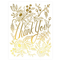 Marion Folded Thank You Cards Boxed