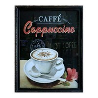 America Cafes Coffee Shop Wall Hanging Decoration   2