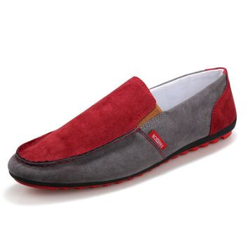 Men Loafers Spring Shoes for outdoor size 7810