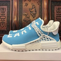 [ Free  Shipping ]Adidas Human Race NMD TR Running Shoes