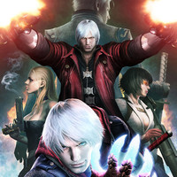 Devil May Cry 4 Nero Dante Video Game Poster 18x24