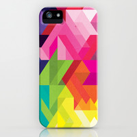 Feathers iPhone & iPod Case by Three Of The Possessed