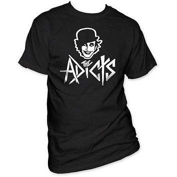 The Adicts Monkey Mens T-Shirt