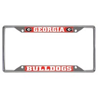 University of Georgia License Plate Frame 6.25x12.25