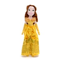 Belle Soft Toy Doll   Disney Store
