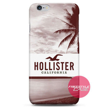 Hollister California iPhone Case 3, 4, 5, 6 Cover