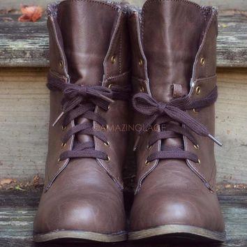Pinedale Brown Winter Boots