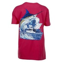 Academy - Guy Harvey Women's Marlin and Sport Boat T-shirt