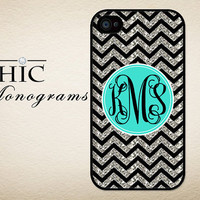 Personalized iPhone 4 case iPhone 4s case iPhone by ChicMonograms