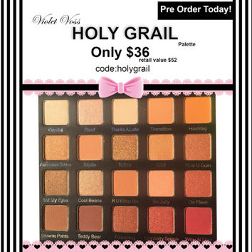 Holy Grail Eye Shadow Palette **PRE-RELEASE**