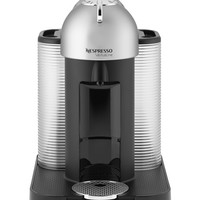 Nespresso Vertuo Espresso/Coffee Maker, Brushed Chrome
