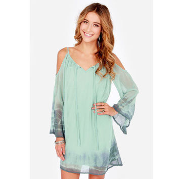 SIMPLE - Extra Plus Size Loose Long Sleeve Off Shoulder Sexy Strap V Neck One Piece Dress b5038