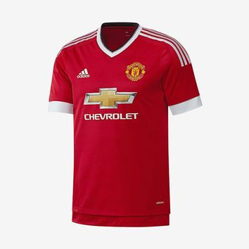 Manchester United Home Jersey Authentic