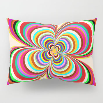 Colors  Pillow Sham by Robleedesigns