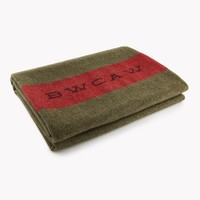 Storied Explorations Wool Blanket - BWCAW