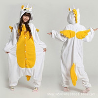 Unicorn Cosplay Adult Onesuit