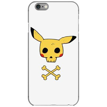 pikachu football dead iPhone 6/6s Case
