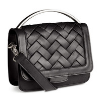 H&M Leather Shoulder Bag $99