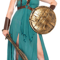 Warrior Maiden Plus Size Adult Costume