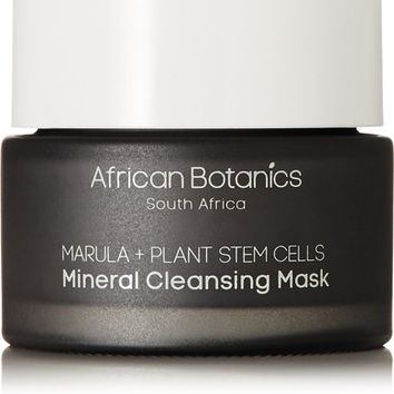 African Botanics - Marula Mineral Cleansing Mask, 60ml
