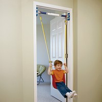 Rainy Day Playground Indoor strap swing