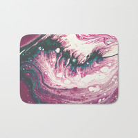 Shaman Bath Mat by duckyb
