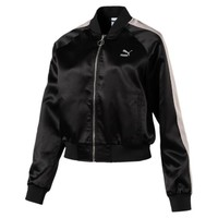 En Pointe Satin T7 Women's Jacket, buy it @ www.puma.com