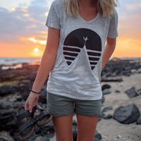 FIND HOME LOOSE FIT TEE
