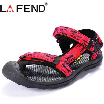 summer Beach vietnam female sport walking Aqua outdoor sandals water Fisherman playa Waterproof hiking marine shoe for women Eva