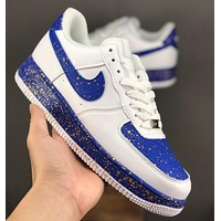Air Force 1 AF1 Graffiti-painted hip-hop fashion sneakers