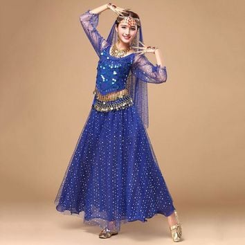 Bollywood Belly Dancing Dress